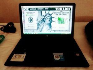 """HP Touchscreen Notebook 15-BS115DX 15.6"""" (1TB, Intel Core i5, 1.6GHz, 8GB) Laptop - Bundle for Sale in Orem, UT"""
