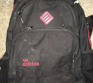 Black and red adidas backpack for Sale in Oviedo, FL