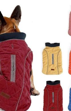New Red Dog Jacket for Sale in Salisbury,  NC