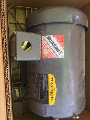 Baldor Standard-Efficient Industrial Motor for Sale in Avondale, AZ