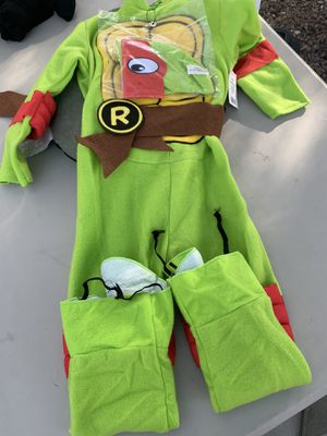 New costume size 3-4 for toddlers $10 for Sale in North Las Vegas, NV