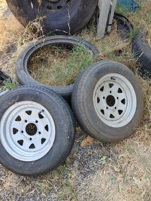 2 New Tire Trailer for Sale in Riverside, CA