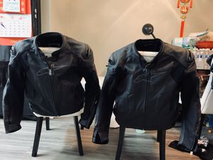 Alpinestars Missle Leather Jackets Tech Air Motorcycle for Sale in West Covina, CA