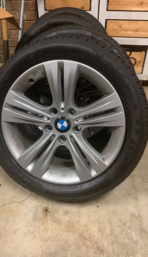 Bmw f30 rims and tires for Sale in Monroe, NC