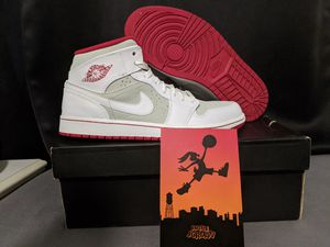 Jordan 1 Mid HARE sz 9.5. 9/10 condition $210 for Sale in Irving, TX