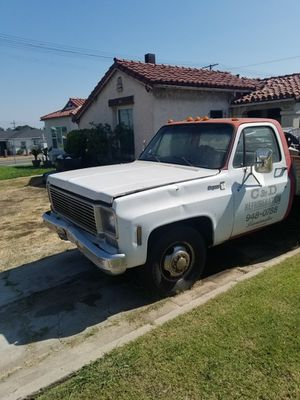 1973 Chevy Flat Bed Parts truck. TITLE IN HAND for Sale in Los Angeles, CA