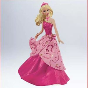 "Hallmark Keepsake Ornament 2011 ""Blair Barbie"" Princess Charm School for Sale in Aliquippa, PA"