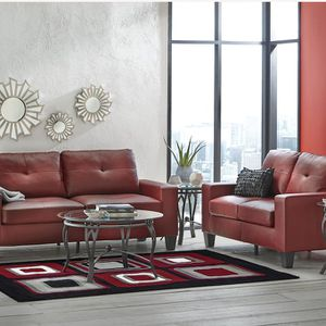 Platinum II Loveseat and Sofa for Sale in Hannibal, MO