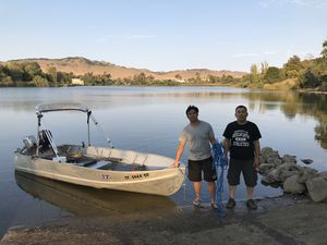 14ft Aluminum Boat for Sale in American Canyon, CA