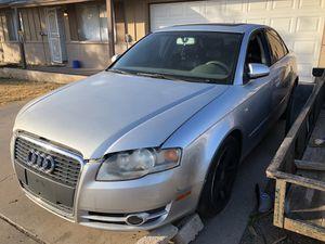 07 Audi A4 Turbo (PART OUT) for Sale in Phoenix, AZ