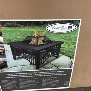 Fire pit With Gas Starter for Sale in North Richland Hills, TX