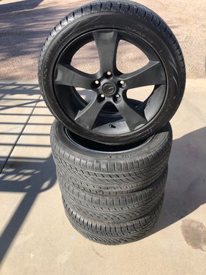 Mazda wheels and tires for Sale in Mesa, AZ