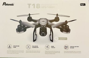 Potensic T18 GPS/1080P Drone for Sale in Lehigh Acres,  FL
