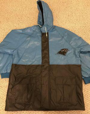 Carolina Panthers RainCoat XL for Sale in Attleboro, MA