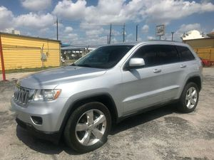 Jeep Grand Cherokee for Sale in Houston, TX