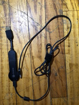 Chromecast. 1st Gen. for Sale in Park Ridge, IL