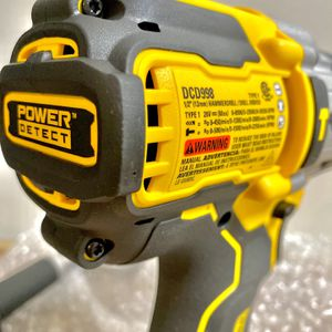 DeWalt Hammer Drill Power Detect 3 Speed Drill With Handle for Sale in Houston, TX