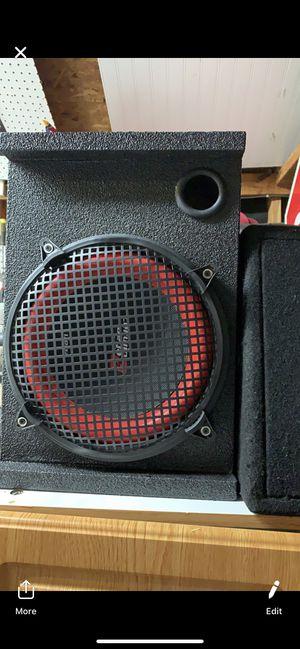 """Cerwin Vega---12"""" sub ! Deep old school sounding base !adjustable ohm for Sale in Stockbridge, GA"""