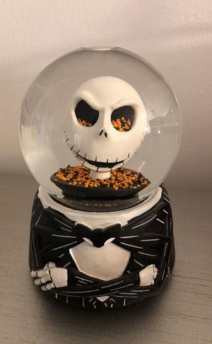 The Nightmare before Christmas globe for Sale in Norcross, GA