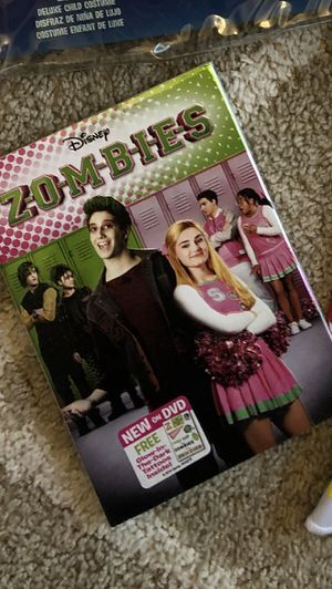 Disney's zombie DVD. Great for Halloween party for Sale in Tracy, CA