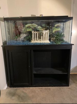 75 Gallon Fish Tank for Sale in Grand Prairie, TX