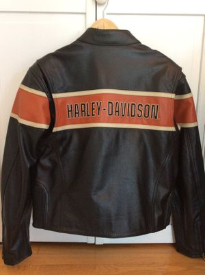 Women's Harley Davidson leather jacket for Sale in Milford, CT