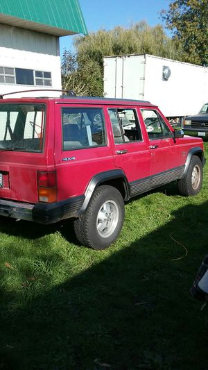 92'Parts Jeep for Sale in Lake Stevens, WA