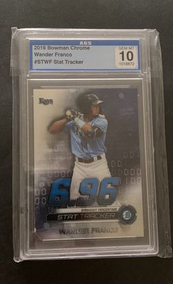 Wander Franco Baseball Card for Sale in Whittier,  CA