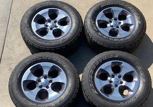Jeep wheels for Sale in South El Monte, CA