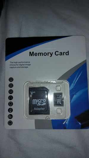 Sd card 256Gb$20 for Sale in Cypress, CA