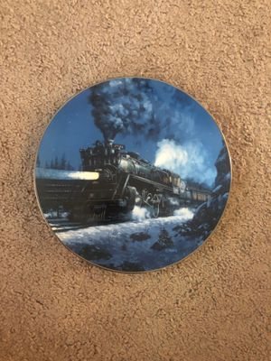 The Empire Builder by R.E. Pierce- Collector Plate for Sale in Woodbury, MN