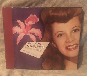 Dinah Shore Vinyl LP Album Set for Sale in Barrington, IL