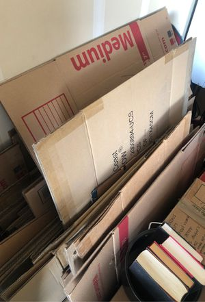 Moving boxes for Sale in Clovis, CA