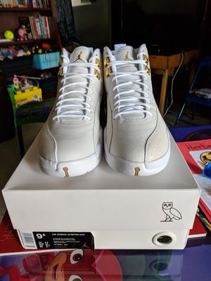 Jordan 12 OVO Size 9.5 for Sale in Pembroke Pines, FL
