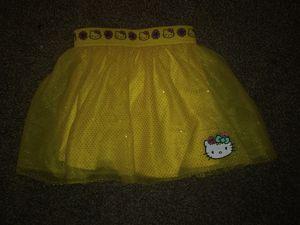 Little girls Hello Kitty skirt for Sale in Hemet, CA
