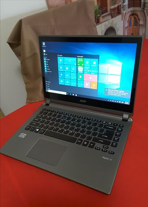 Acer Aspire M , 15.6in Touch Screen. i5 1.8ghz / 6gb RAM - Almost New. for Sale in Davie, FL