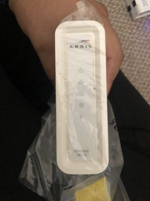 FAST MODEM / CABLE WIFI MODEM for Sale in Houston, TX