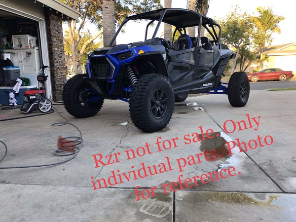 2019 Polaris RZR XP4 Turbo S O.E.M. Parts For Sale: