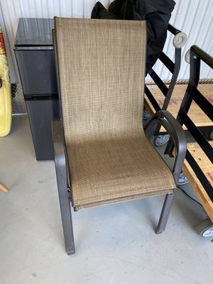 2 Outdoor chairs for Sale in Vancouver, WA