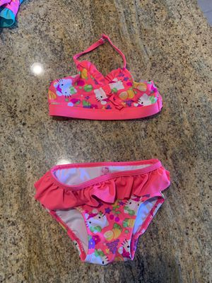 2T Hello Kitty swimsuit for Sale in Fircrest, WA