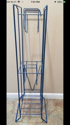 Metal and Plastic DVD Stand for Sale in Colorado Springs, CO