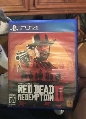 Read Dead Redemption II for Sale in Chula Vista, CA