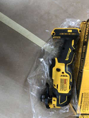 Dewalt Brushless oscillating multi tool compact for Sale in Federal Way, WA
