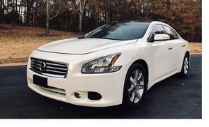 White Diamond 2011 Nissan Maxima FWDWheels CarFax for Sale in Akron, OH
