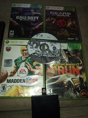 Xbox 360 games for Sale in Hartford, CT