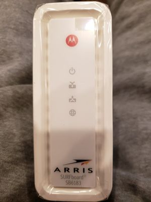 ARRIS SURFboard Cable Modem SB6183 for Sale in Herndon, VA