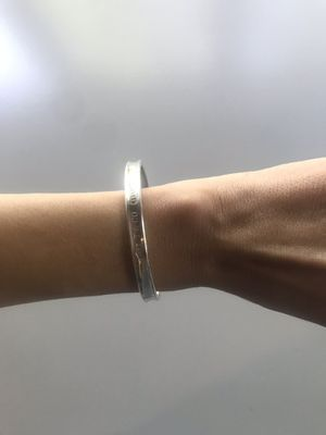 Tiffany & Co 1837 Bangle in sterling silver for Sale in Silver Spring, MD