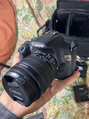 Canon T5 for Sale in Phoenix, AZ