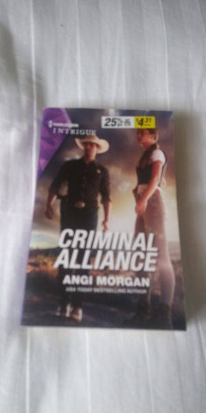 Criminal Alliance by Angi Morgan for Sale in NEW PRT RCHY, FL