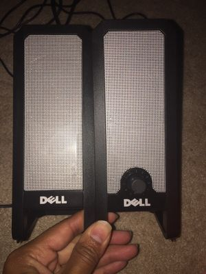 Dell Speakers for Sale in Tacoma, WA